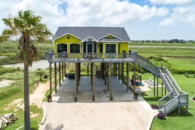 Galveston Single Family Home For Sale: 3325 W Jean Street