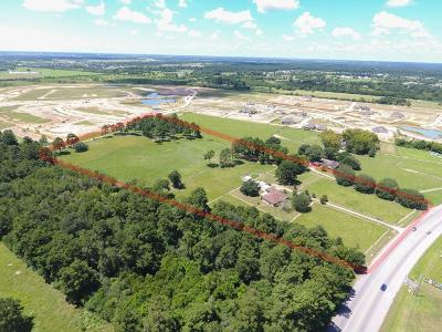 Tomball Farm & Ranch For Sale: 18915 Fm 2920 Road