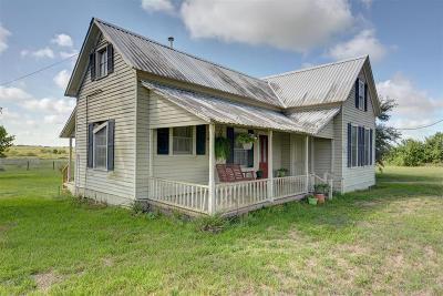 Fayetteville Single Family Home Pending: 2934 Fm 955