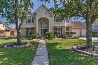 Summerwood Single Family Home For Sale: 13314 Barbstone Drive