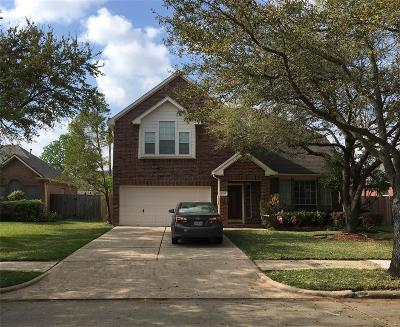 Sugar Land Single Family Home For Sale: 1206 Woodley Bend