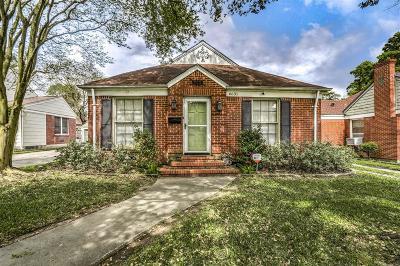 Houston Single Family Home For Sale: 6631 Rockbridge Lane