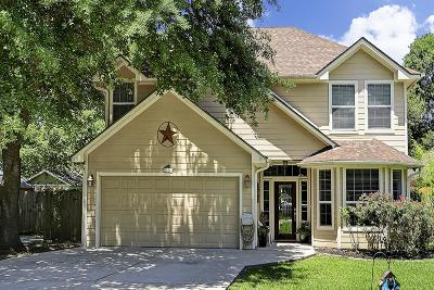 Tomball Single Family Home For Sale: 510 Clayton Street