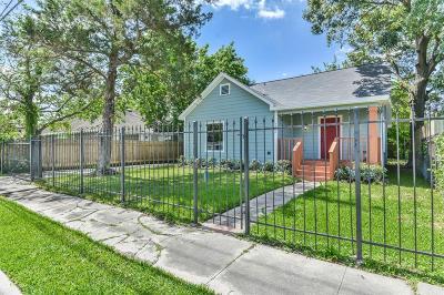 Houston Single Family Home For Sale: 5706 Eskridge Street