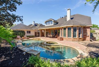 Houston Single Family Home For Sale: 15515 Hunters Lake Way