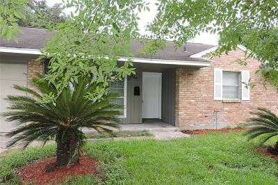 Houston Single Family Home For Sale: 8918 Kennard Drive
