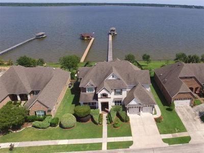 Houston Single Family Home For Sale: 16510 Lake Medina Way
