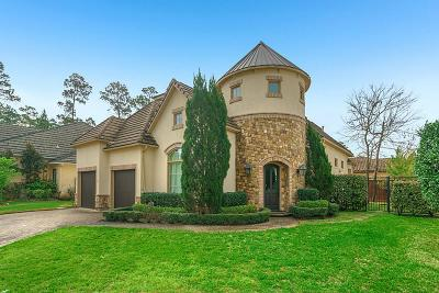The Woodlands Single Family Home For Sale: 2 Serenade Pines Place
