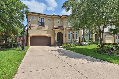 Bellaire Single Family Home For Sale: 4938 Willow Street