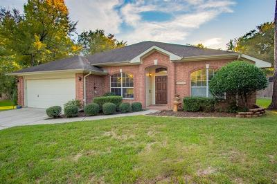 Montgomery Single Family Home For Sale: 12806 Lake Island Circle