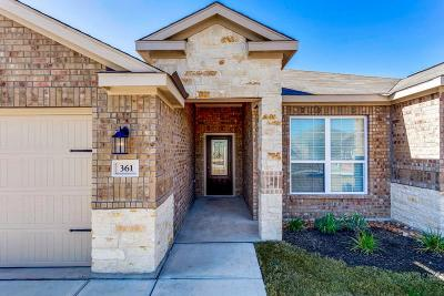 Hockley Single Family Home For Sale: 22303 Bauer Garden Drive