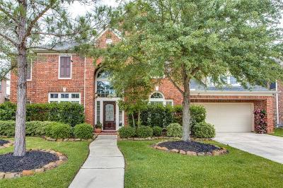 Katy Single Family Home For Sale: 5511 Ivory Lake Court