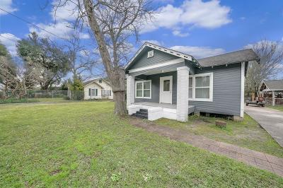 Single Family Home For Sale: 1308 Melbourne Street