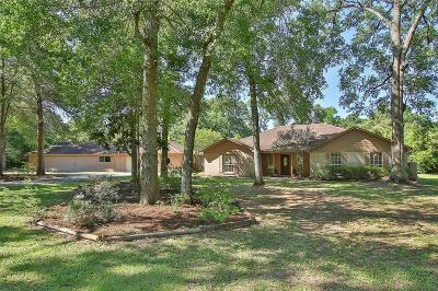 Single Family Home For Sale: 18402 Dogwood Trail