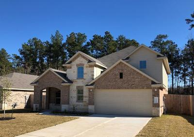 Conroe TX Single Family Home For Sale: $245,990