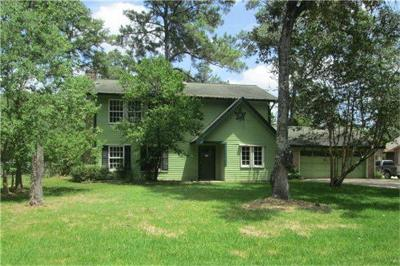 Single Family Home For Sale: 34618 Jimmy Lane