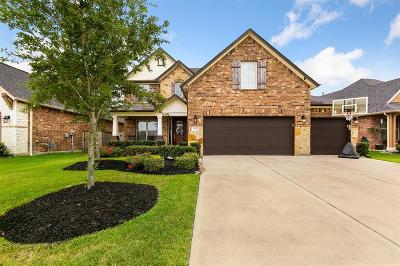Cypress Single Family Home For Sale: 18830 Peachleaf Willow Trace
