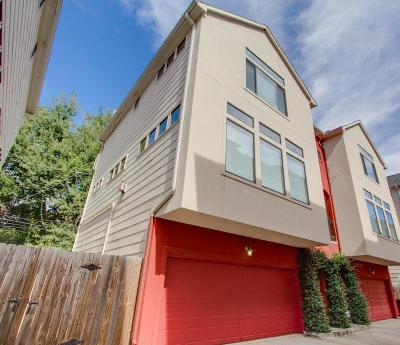 Houston Condo/Townhouse For Sale: 408 Parker Street
