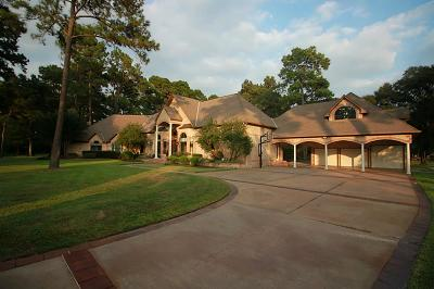 Cypress Single Family Home For Sale: 17402 Bending Cypress Road