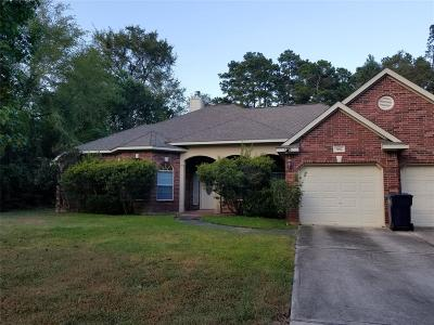 Single Family Home For Sale: 7402 Ponderosa Drive