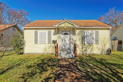 Texas City Single Family Home For Sale: 722 10th Ave N