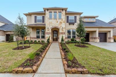 Missouri City Single Family Home Pending: 9414 Plaza Park