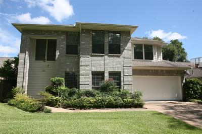 Sugar Land Single Family Home For Sale: 3323 Rushwood Lane