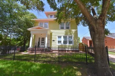 Bellville Single Family Home For Sale: 18 N Harris Street