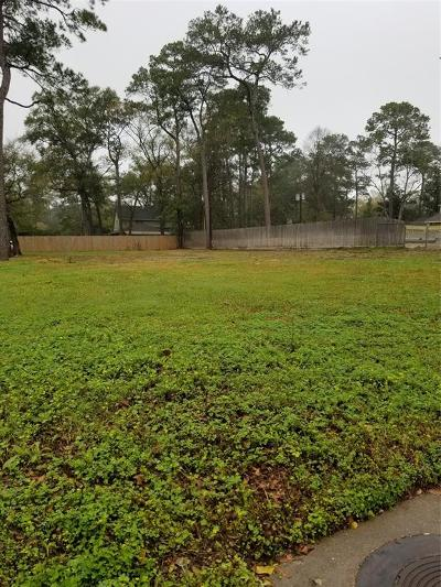 Houston Residential Lots & Land For Sale: 103 Warrenton Drive
