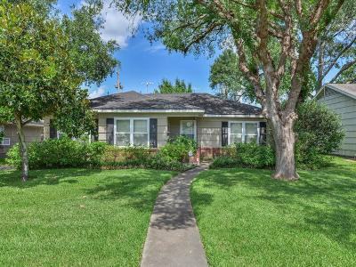 Bellaire Single Family Home For Sale: 506 Wilmington Drive