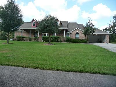 Magnolia Single Family Home For Sale: 40444 Mill Creek