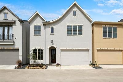 Galveston County, Harris County Single Family Home For Sale: 7724 North Fall Run Crossing