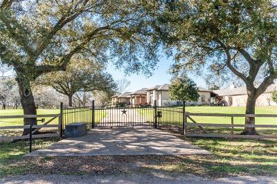 Richmond Single Family Home For Sale: 4007 Pecan Bend Drive
