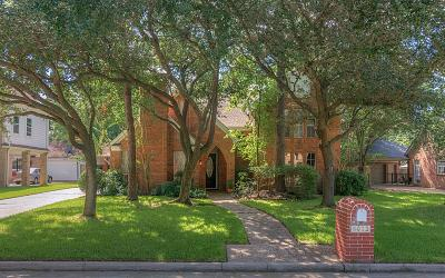 Spring Single Family Home For Sale: 6022 Pin Oak Place