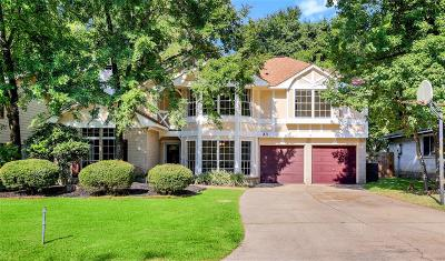 The Woodlands Single Family Home For Sale: 23 S Drifting Leaf Court