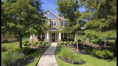 Fulshear TX Single Family Home For Sale: $524,500