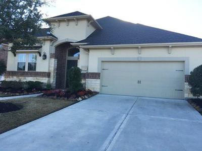Fulshear Single Family Home For Sale: 27619 Lakeway Trail Lane