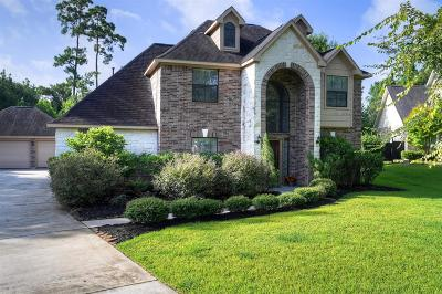 Magnolia Single Family Home For Sale: 12407 Mustang Court