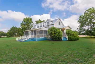 Fayette County Farm & Ranch For Sale: 568 N Bybee Street