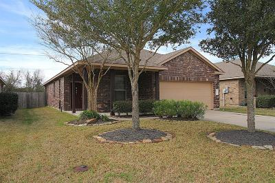 Dickinson Single Family Home For Sale: 6626 Hawkins Hill Lane