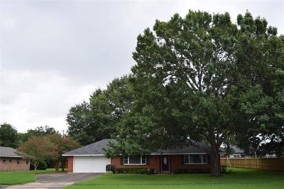 Jersey Village Single Family Home Pending: 16415 Jersey Drive