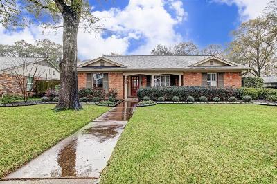 Briargrove Single Family Home For Sale: 6200 Locke Lane