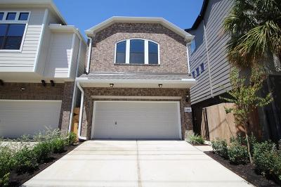Montrose Single Family Home For Sale: 1206 Peden Street