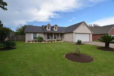Rosenberg Single Family Home For Sale: 2533 Parkway Avenue