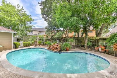 Houston Single Family Home For Sale: 11418 Chevy Chase Drive