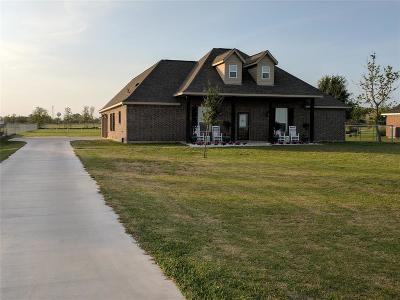 Sealy Single Family Home For Sale: 542 Schmidt Road
