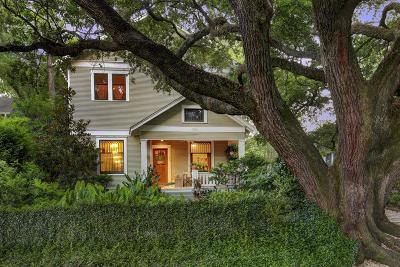 Houston Heights, Houston Heights Annex, Houston Heights, Timbergrove Single Family Home For Sale: 1446 Rutland Street