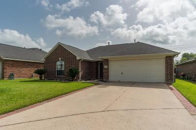 Alvin Single Family Home For Sale: 5399 Morgan Oak Drive