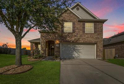 Katy Single Family Home For Sale: 6442 Tea Tree Drive