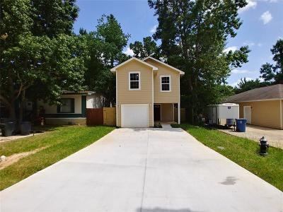 Montgomery Single Family Home For Sale: 16911 W Juneau Street